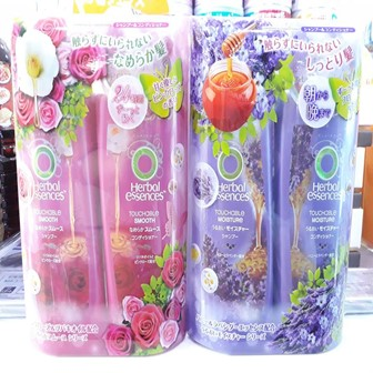 CẶP GỘI XẢ HERBAL ESSENCES