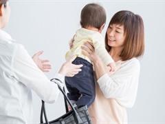 Một ngày của bà mẹ Nhật đi làm có con nhỏ