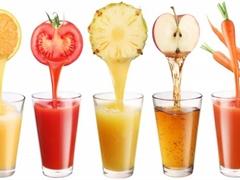 6 cách làm nước trái cây cho bé 5-8 tháng ăn dặm