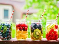 Cách làm nước detox từ các loại hoa quả