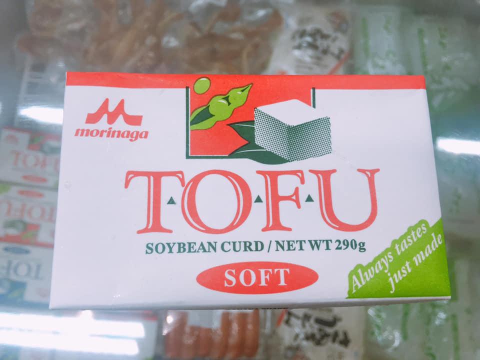 Đậu phụ mềm Tofu Morinaga