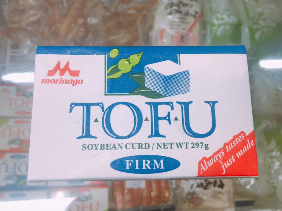 Đậu Hũ Tofu Morinaga Cứng